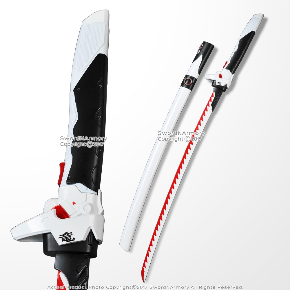 Overwatch Genji Dragon Blade Katana Nihon Skin Blizzard Fantasy Anime Sword