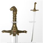 "43"" Game of Thrones Officially Licensed Oathkeeper Foam Sword HBO TV LARP"