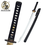 Junior Edition Katana Aluminum Iaito Practice Samurai Sword Unsharpened  Edge