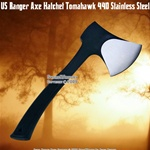 Military US Ranger Axe Hatchet Tomahawk Functional Ax