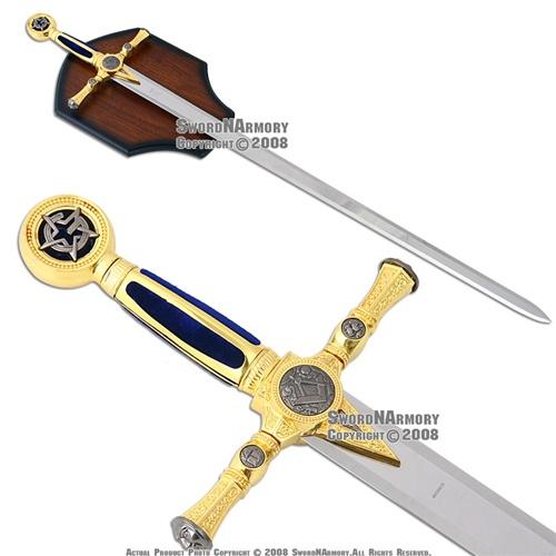 Mason swords - Masonic Swords by Medieval Collectibles