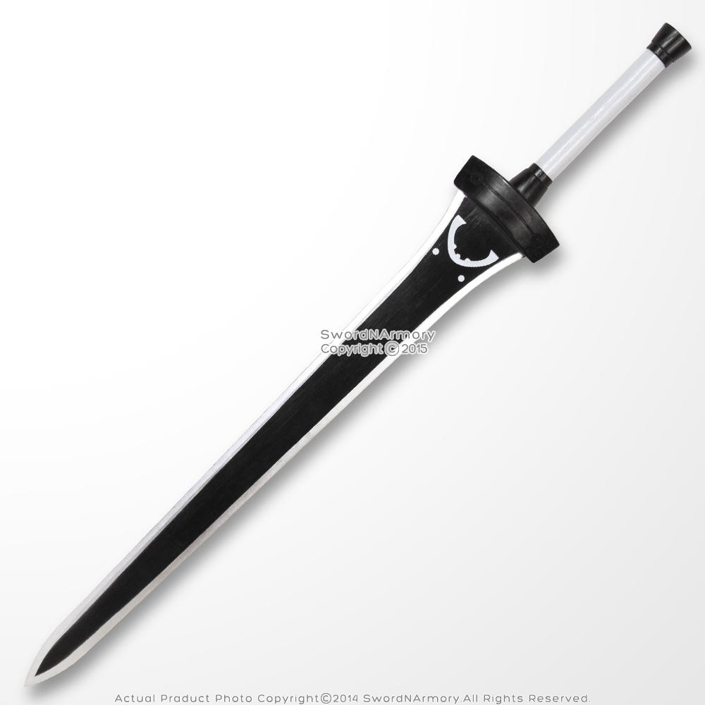 "41"" Black Alfheim Fantasy Anime Fantasy Sword Video Game"