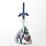 Legend of Zelda Hylian Blue Master Sword Letter Opener Anime Mini Cosplay