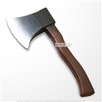"11"" High Density Medieval Foam Throwing Axe Toy Tomahawk LARP Cosplay Weapon"
