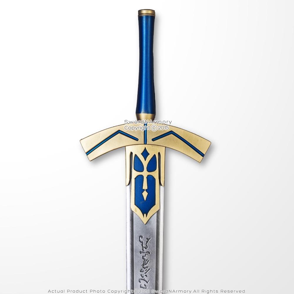 Medieval High Density Foam Fantasy Anime Sword Video Game Weapon Cosplay  LARP