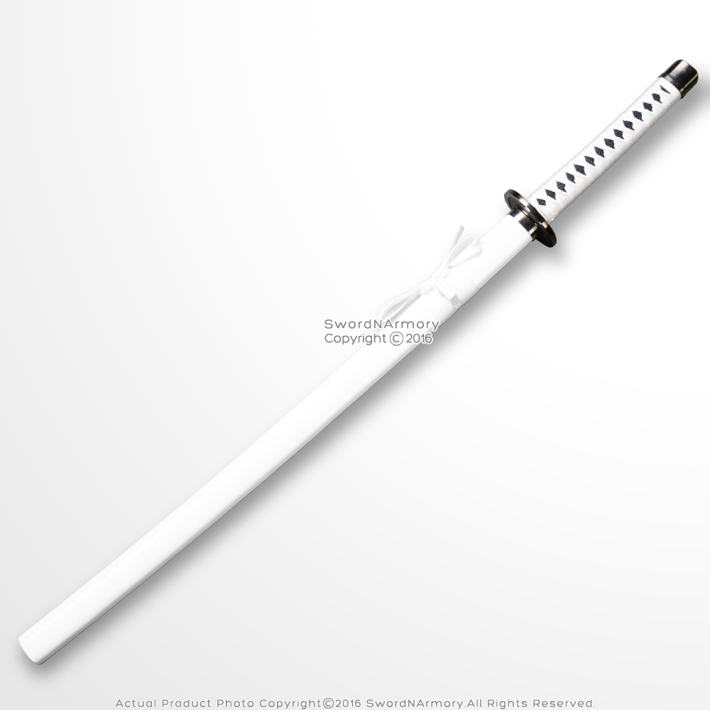 SparkFoam Fantasy Anime Foam Samurai Katana Toy Sword w/ White Scab Cosplay  LARP