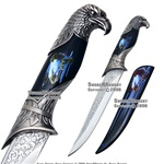 American Eagle Dagger With Sheath