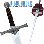 Highlander Scottish Claymore Sword McGill Family Crest