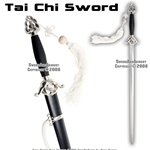 Master Chinese Tai Chi Practice Sword Well Balanced