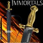 Officially Licensed Immortal Movie Theseus Sword