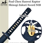 Raptor Katana, Shinogi Zukuri by Paul Chen / Hanwei