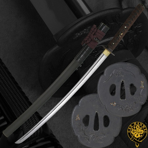 Tori XL Light Katana by Paul Chen / Hanwei