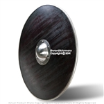 Functional Round Wooden Viking Battle Shield Steel Rim 16G Steel Umbo SCA LARP