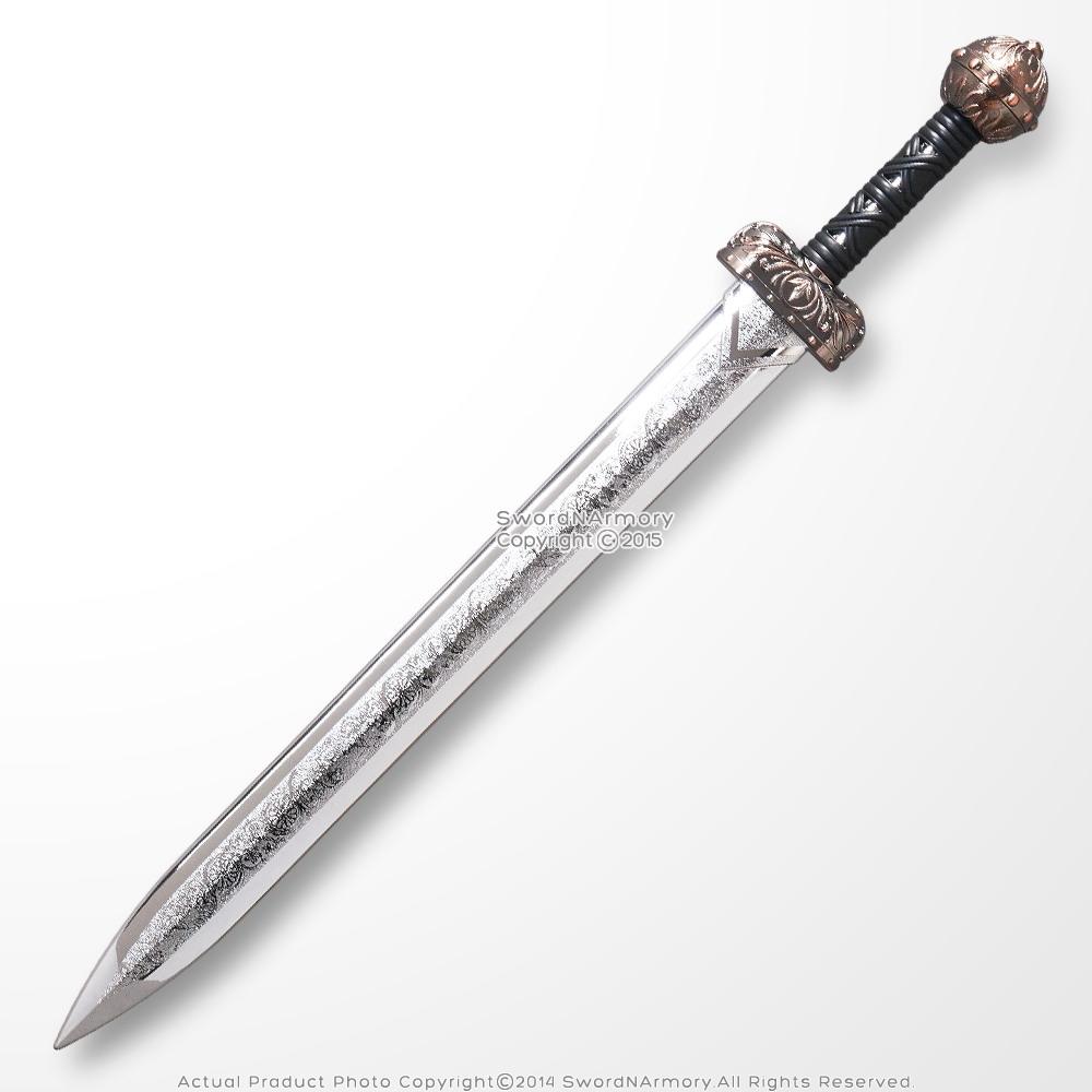 Polypropylene 33'' Functional Roman Gladius Sparring Training Martial Arts  Sword