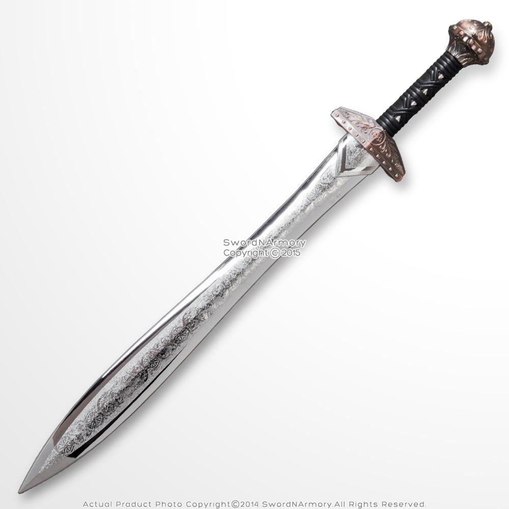 Functional Polypropylene Roman Gladius Medieval Arming Sword Sparring  Training